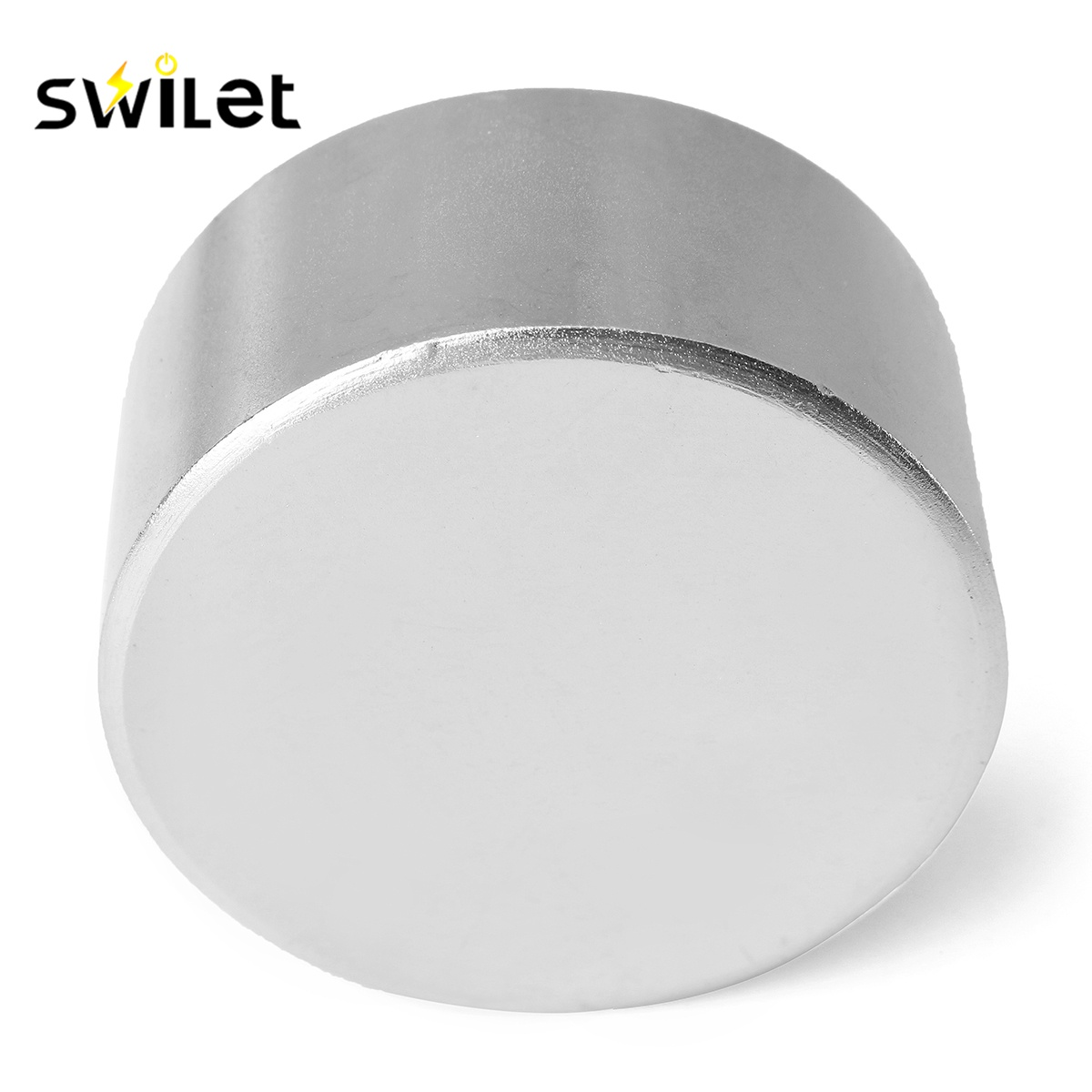 SWILET Block 40x40x20mm Super Strong N52 High Quality Rare Earth Neo Magnet Neodymium Powerful Permanent Magnetic