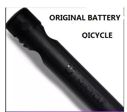 Batterie au lithium d'origine pour XIAOMI QICYCLE EF1 Xiaomi 36 v 5800 mah Batterie mijia e scooter pliable