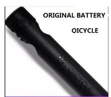 Оригинальный литиевая батарея для XIAOMI QICYCLE EF1 Xiaomi 36 В 5800 мАч Батарея mijia e скутер складной