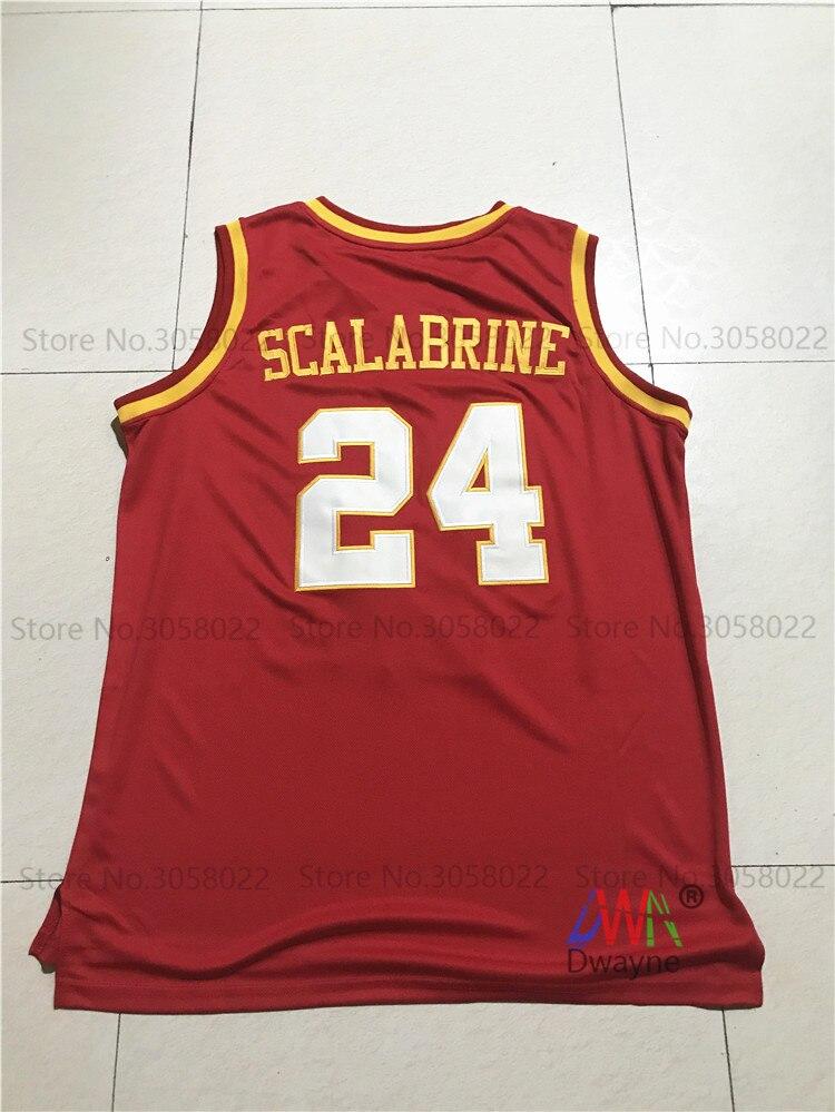4857cf66ecf 2017 Mens Dwayne Cheap Throwback Basketball Jersey Brian Scalabrine ...