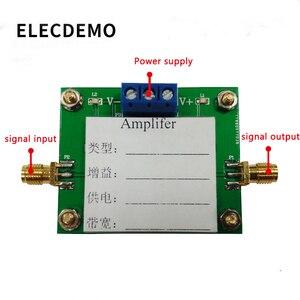 Image 2 - OPA847 Modulo Ad Alta Velocità A Basso Rumore Op Amp Amplificatore di Tensione In fase 3.9G A Banda Larga di Impulso Funzione di Amplificazione demo bordo