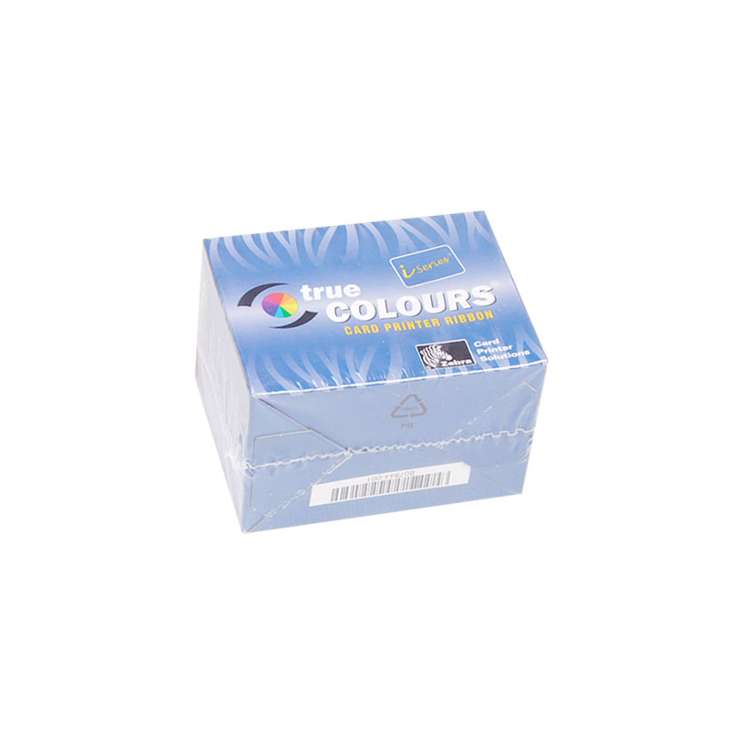 Original Printer Ribbon 800014-945 Ribbon Color Band For Zebra 800014-945 Card Printer zebra 800015 940 pvc card printer color ribbon for p110i p120i card printer 200 prints
