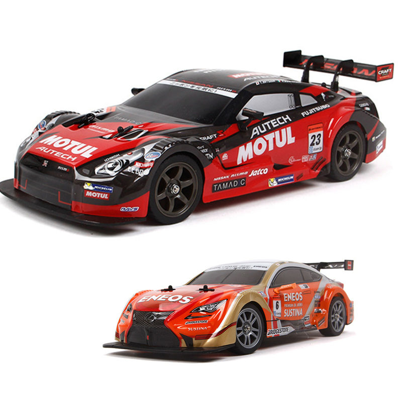 High Speed RC Car 4WD 2.4GHz RC Drift Car Explosion Proof