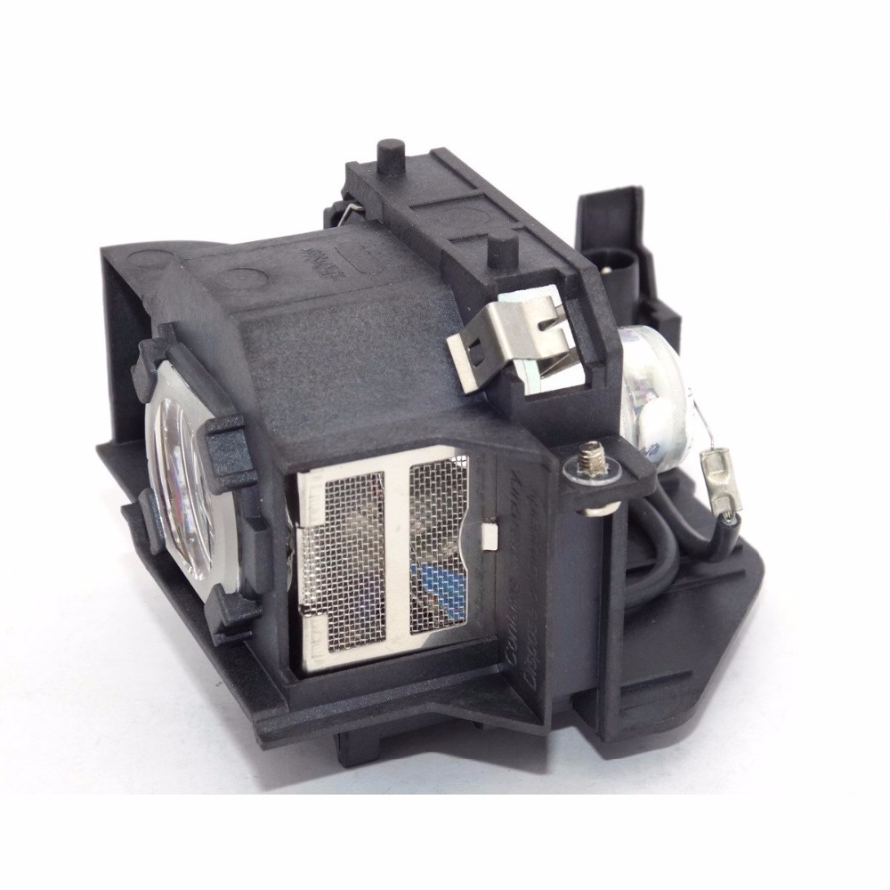 Free Shipping Compatible Projector Lamp Bulb ELPLP34 V13H010L34 for Epson EMP-62/ EMP-62C/EMP-63/EMP-76C/EMP-82/EMP-X3 free shipping compatible projector bulb projector lamp elplp34 fit for emp 76c