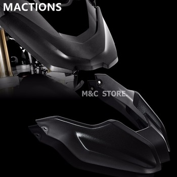 Motorcycle Front Fender Beak Extension Wheel Cover Cowl For F800GS F800 GS 2008-2012 09 10 11