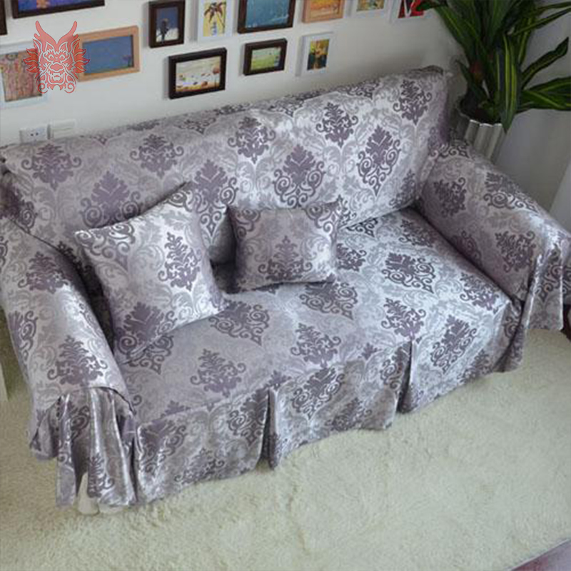 top furniture covers sofas. aliexpresscom buy cottonlinen floral jacquard sofa cover classic style purplebrown slipcovers for top fashion european canapesp2464 from furniture covers sofas s