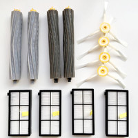 High Quality Side Brush Filter Extractor Replacement Kit For Irobot Roomba 800 Series 870 880
