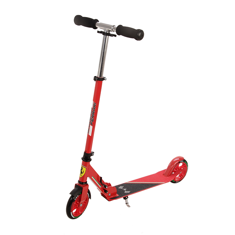 kick scooter baby children foldable PU 2 wheels Outdoor Sport Fun Foot Scooters all aluminum campus transportation