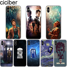 coque iphone xs max doctor who