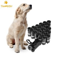 20 42 Rolls Dog Waste Bags With 1 2pcs Dispenser And Leash Clip Poop Bag Refills