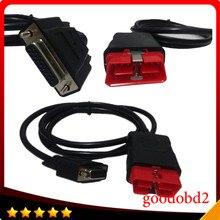 OBDII 16 pin LED основной кабель Подходит для tcs сканера cdp pro plus OBD2 авто кабель obd 16pin кабель испытания multidiag pro кабель