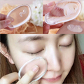 Best Deal New Novelty Silicone Anti-Sponge Makeup Applicator Transparent Perfect For Face Make Up 1PC
