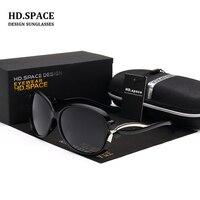 New Cat Eye Sunglasses Women Polarized HD Lens Glasses Hot Sale Frame Inset Pearl Feminino Sun