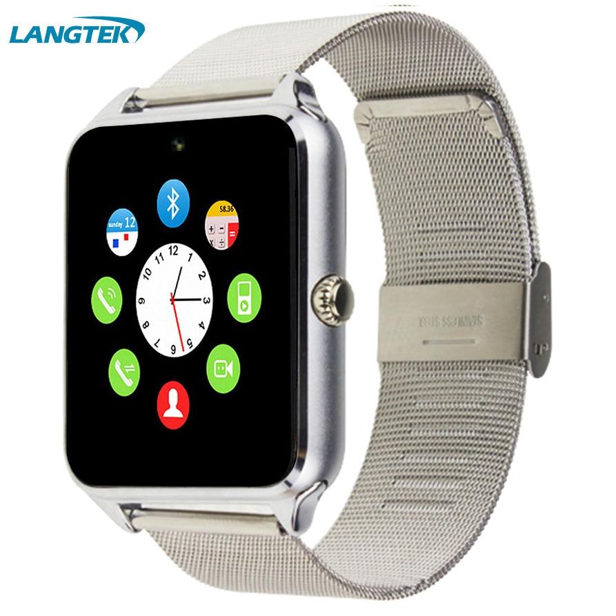 Langtek Z60 font b Smart b font font b Watch b font Android font b Watch