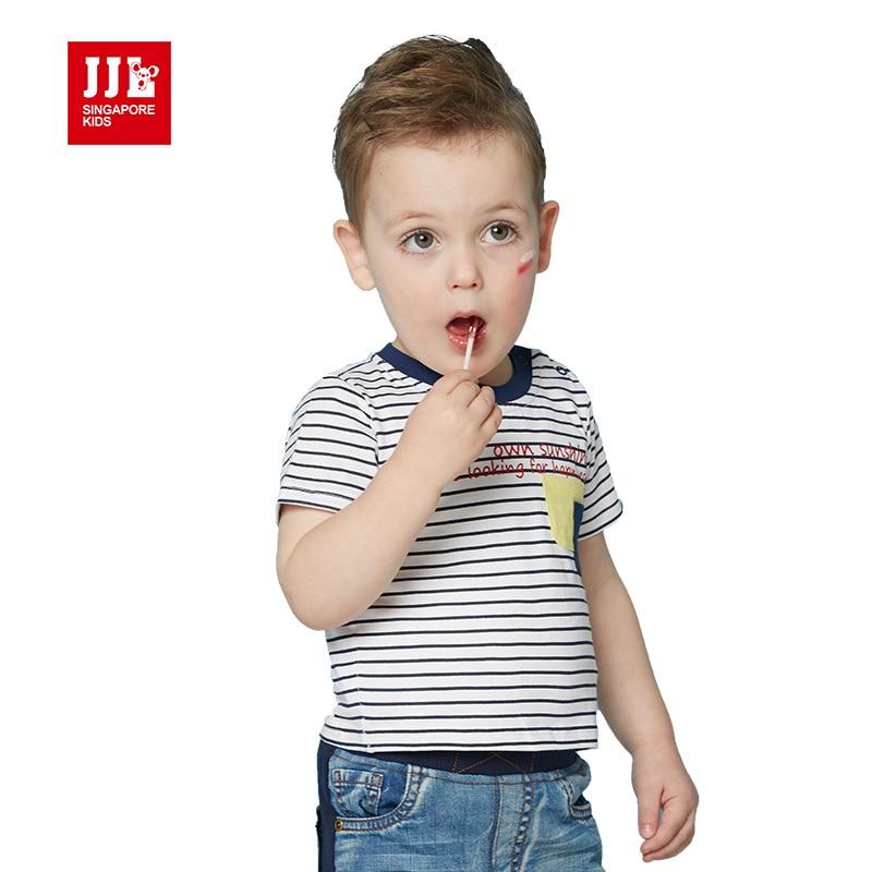 brand baby boy t shirt summer short sleeve kids tshirts