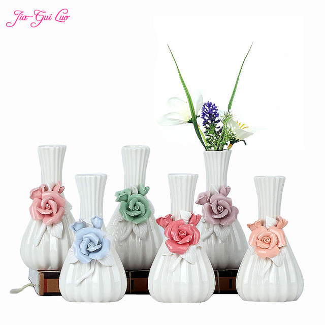 Jia Gui Luo Creative Simple Decoration Dried Flower Storage Jar