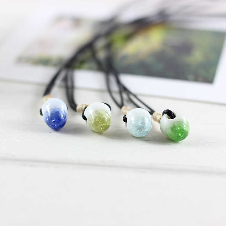 Hand-woven Pendants Fashion Women Lovers Jewelry Clavicle Pendants
