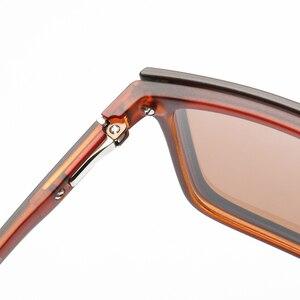 Image 4 - UV400 TR90 lunettes de soleil à double usage