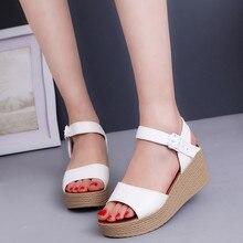 Shoes Woman Slippers Footwear Zapatos mujer Sandals Slip Tenis Feminino Flip Flops Women's Sandal Female Spring Autumn Black2017