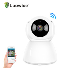 Babyfoon Camera HD 1080P H.265 Nanny Wireless Wifi APP Home IP camera Night Vision p2p  Monitor Video Recording Cloud Storage