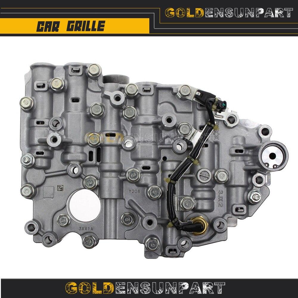 Jf015e corpo da válvula de transmissão automática