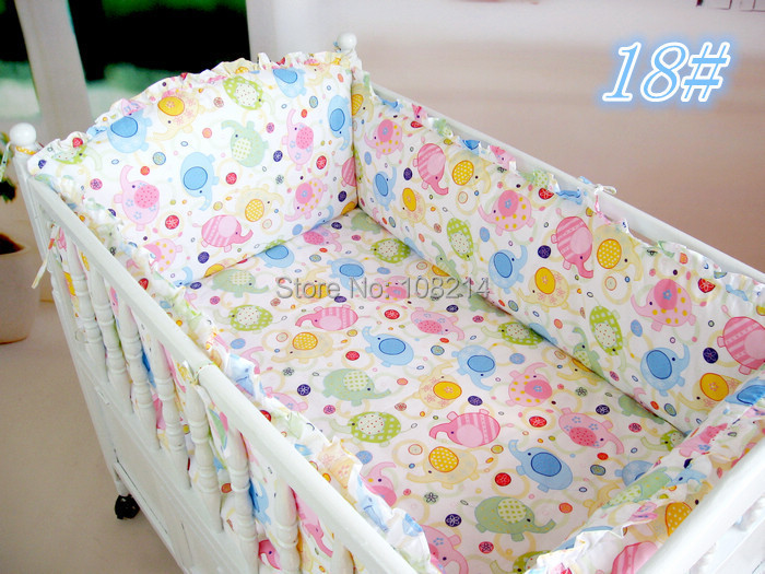 embroidery baby crib sets safe environmental material 100 cotton fabric baby crib cot bedding. Black Bedroom Furniture Sets. Home Design Ideas