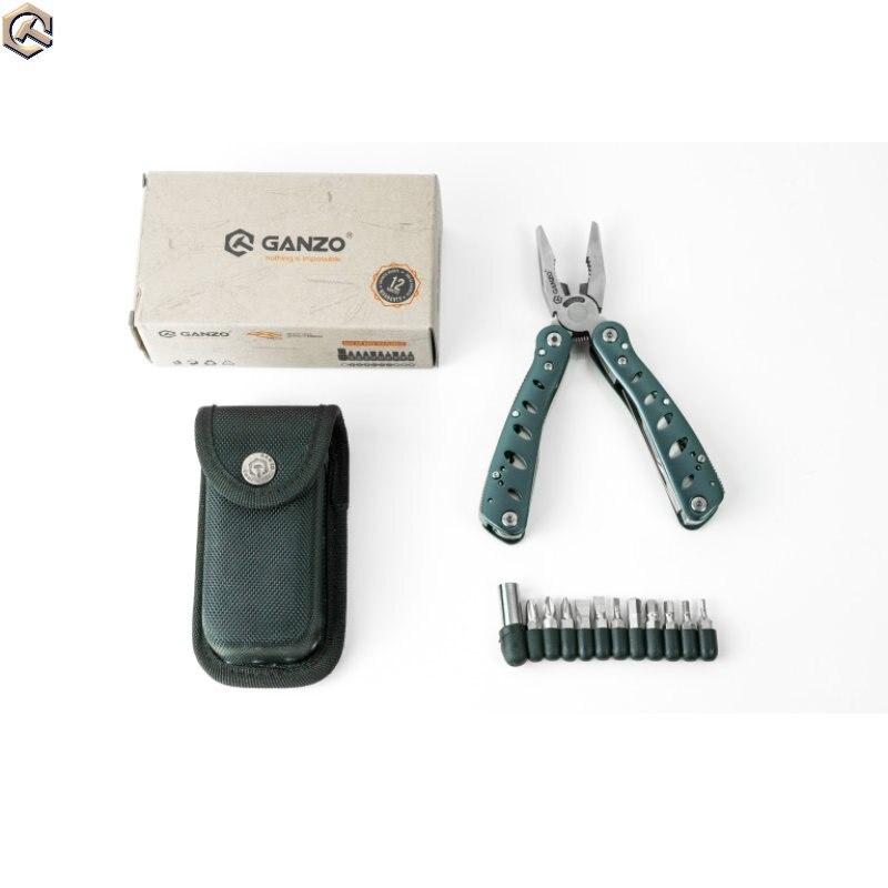 Werkzeuge Ganzo G101-h Multifunktionale Werkzeug Zange Camping Tasche Kombination Zangen Messer Folding Werkzeuge Outdoor Geschenk Hand Werkzeug Zangen üPpiges Design Zangen