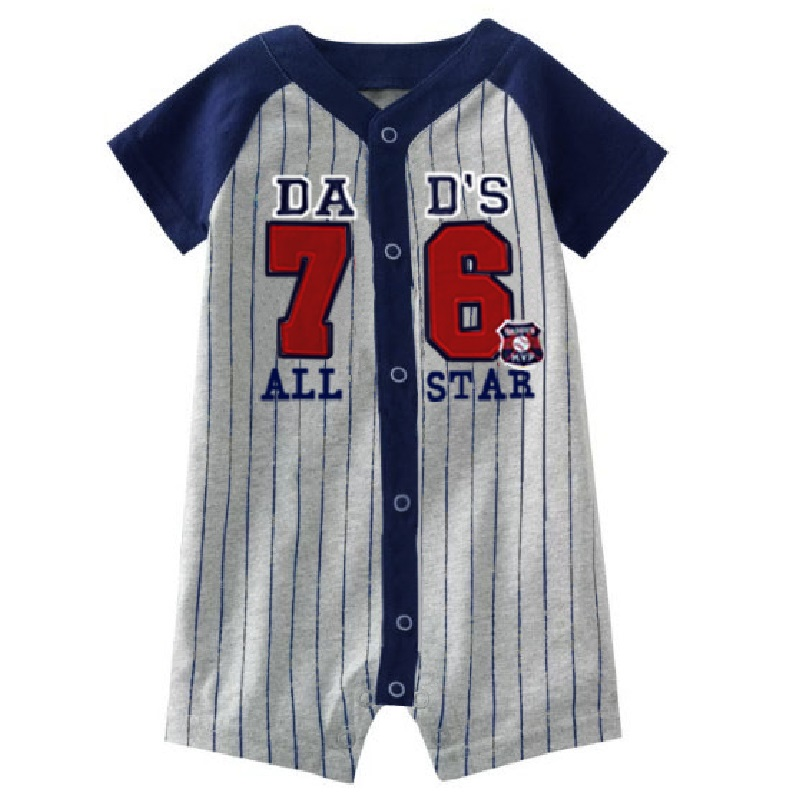 fashion Baby boys Clothes newborn Romper Short Sleeve all star roupa bebe jumpsuit bebes roupa infantil 18Month puseky 2017 infant romper baby boys girls jumpsuit newborn bebe clothing hooded toddler baby clothes cute panda romper costumes