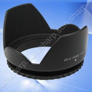 Image 2 - Universal Blume Objektiv Haube 49/52/55/58/62/67/72/77/ 82mm für Canon 500D 600D 60D 70D Nikon D5100 D300 D7100 D90 D80 Sony Pentax
