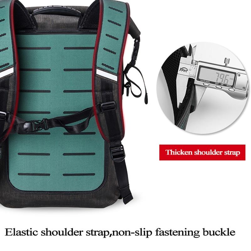 18L велосипедная сумка рюкзак с гидратационным пузырьком спортивная сумка для воды на открытом воздухе альпинистская походная велосипедная... - 5