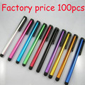 Universal Tablets Tablet Touch Screen Stylus Pen For Samsung Huawei Lenovo Asus Acer Chuwi Ipad iPhone Tablet Touch 100pcs/lot