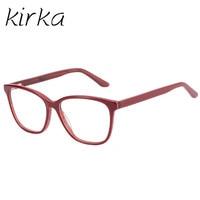 2017 High Quality Women Myopia Glasses Optical Frames Fashion Spectacle Frame Acetate Frame Glasses Prescription Eyeglasses