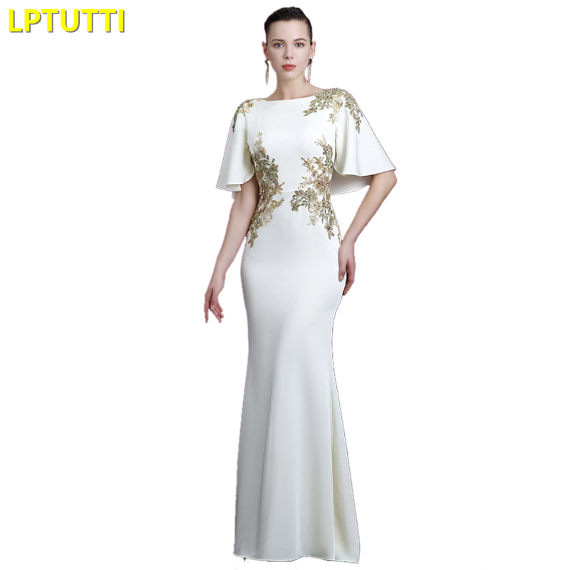 0d09b1c933 LPTUTTI Embroidery Sequin New For Women Elegant Date Ceremony Party ...