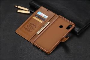 Image 4 - Кожаный чехол бумажник AZNS для xiaomi Mi MAX 3 max3 max 3 Mi Max3 Pro 3pro, кожаный чехол книжка высокого качества