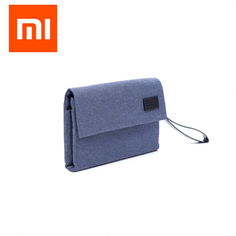 Original Xiaomi Digital storage Key bag leisure pack For Women Small Size Type Unisex for wallet