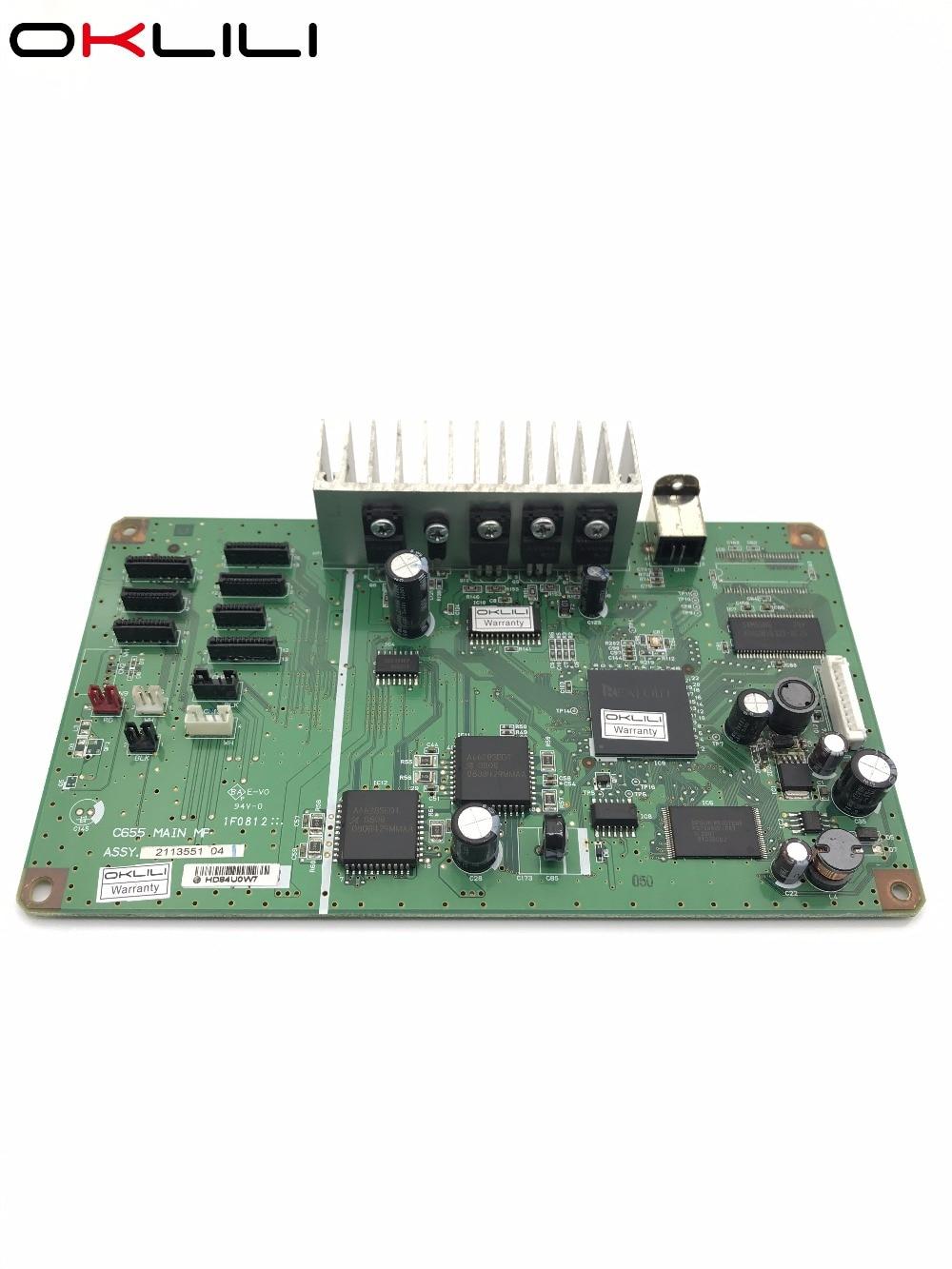 2157152 2118698 2113551 FORMATTER PCA ASSY Formatter Board logic Main Board MainBoard Mother Board for Epson
