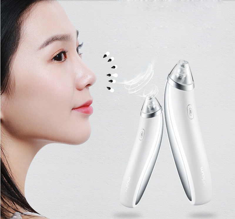 Electronic Blackhead Remover Facial Vacuum Pore Cleaner Nose Acne Suction Spot Cleaner Face Skin Care Massage Beauty Machine цена