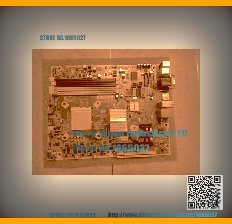 ФОТО 6005 PRO desktop Motherboard 531966-001 503335-001 100% Tested Good Quality