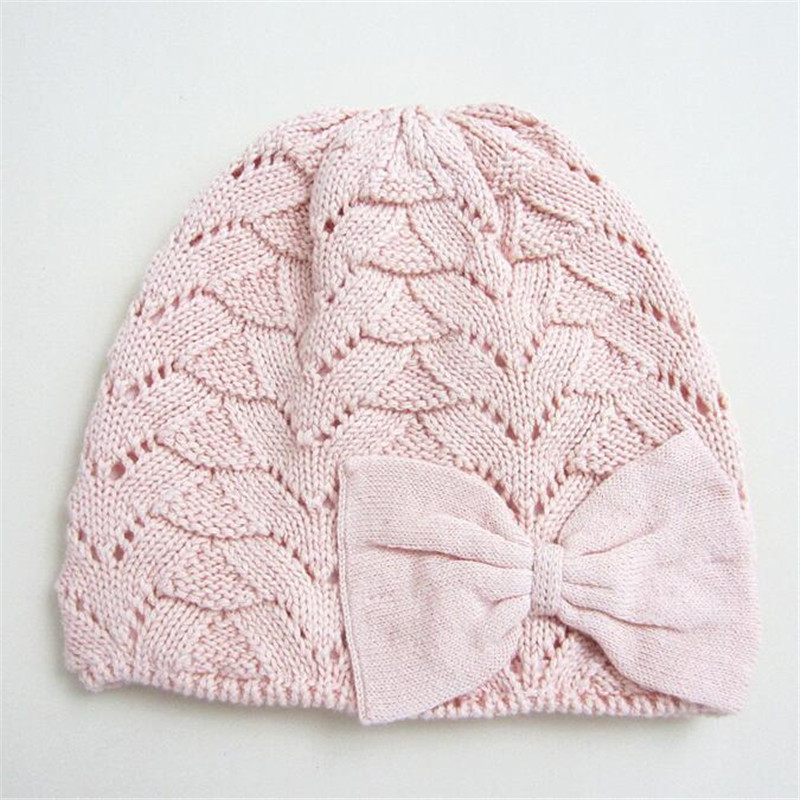 Crochet Baby Hat With Bow Pattern Choice Image Knitting Patterns