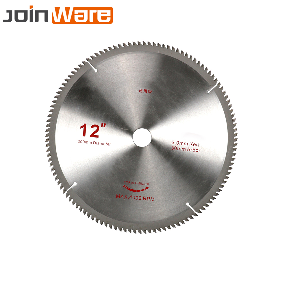 цена на 12 Carbide Circular Saw Blade Wood For Cutting Wood Board 60/80/100/120T For DIY & Decoration General Cutter Tool High Quality