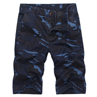 Jp Men's Wear Work Clothes Shorts Leisure Time Camouflage Fivepence Pants Male Outdoor Sport Riding Breeches 7736