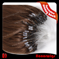 In stock 5a grade quality hair extensions micro loop easy rings for women HX30