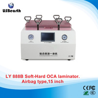 LY 888B All In One Soft To Hard Airbag Type 15 Inch OCA Laminating Machine With