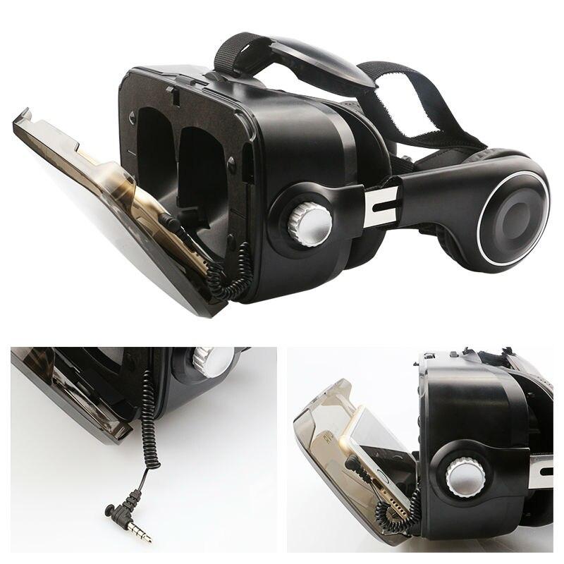 VR BOX BOBOVR Z4 Virtual Reality goggles 3D Glasses Google cardboard BOBO VR GLASSES Z4 Headset for 4.3 - 6.0 inch smartphones 17