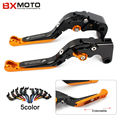 Adjustable Levers Motorcycle Foldable Extendable Levers Brake Clutch Levers for HONDA CBR 600RR 2007-2015 CB 1000R 2008-2015