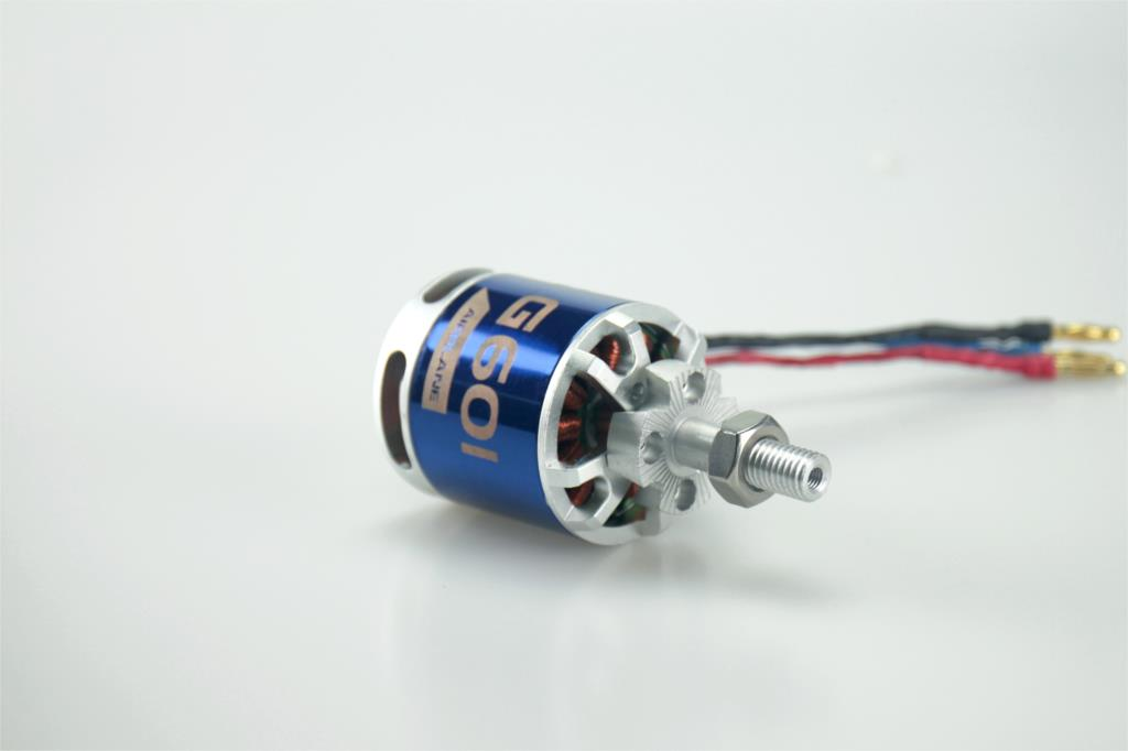 Tomcat Glow Series 5030 400KV Brushless Motor For Propller Fixed Wing RC Plane cys bls5115 64g 15kg cm alu metal brushless servo for rc heli fixed wing plane