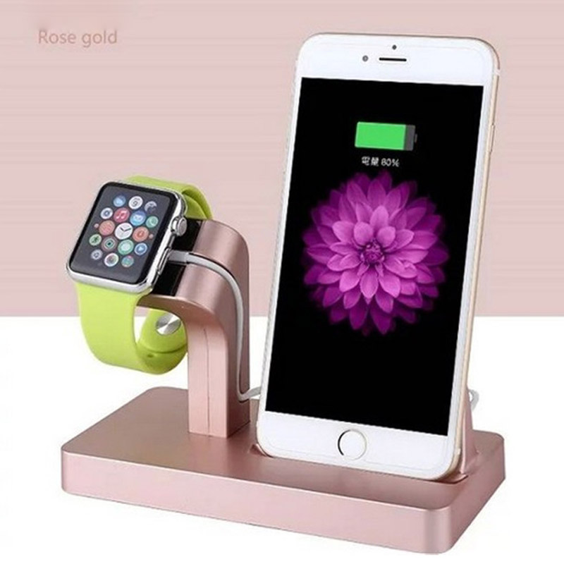 Charging Dock Station Bracket Cradle Stand Holder Charger For Apple iPhone 6S Plus 6 Plus 6