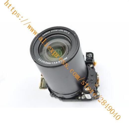 95%NEW Lens Zoom Unit For Canon FOR PowerShot SX50 HS Digital Camera Repair Part + CCD original sd memory card cover for nikon d7100 d7200 camera replacement unit repair part