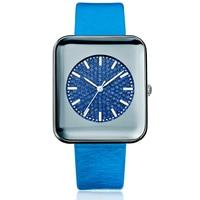 Reloj Mujer New Crystal Square Waterproof Watch Woman Quartz Watches Ladies Top Brand Luxury Girl Clock Full Diamond Dress Watch