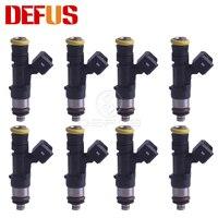 8pcs 0280158207 Nozzle 2200cc 210lb CNG Nature Gas Fuel Injector Bico For 1.4 1.6 B MAX C MAX FIESTA FOCUS MONDEO 1538984